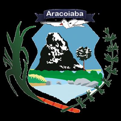 Brasão da cidade de Aracoiaba
