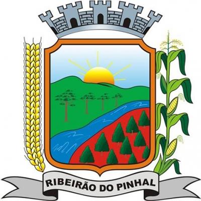 Brasão da cidade de Ribeirão Do Pinhal