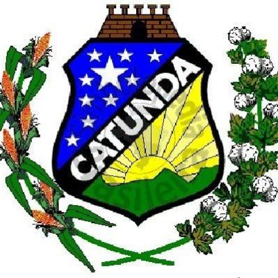 Brasão da cidade de Catunda