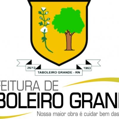 Brasão da cidade de Taboleiro Grande