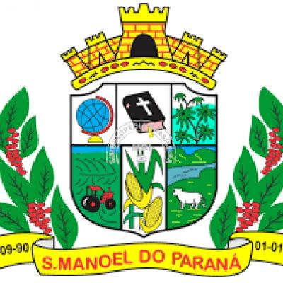 Brasão da cidade de São Manoel Do Paraná