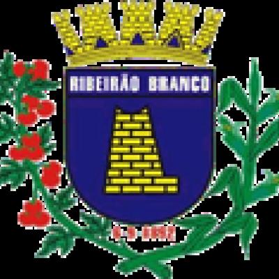 Brasão da cidade de Ribeirão Branco