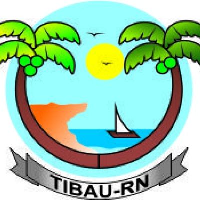 Brasão da cidade de Tibau