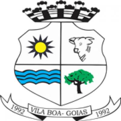 Brasão da cidade de Vila Boa