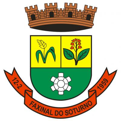 Brasão da cidade de Faxinal Do Soturno