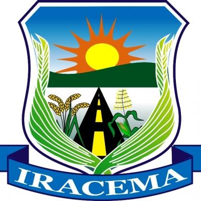 Brasão da cidade de Iracema