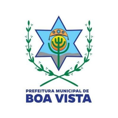 Brasão da cidade de Boa Vista