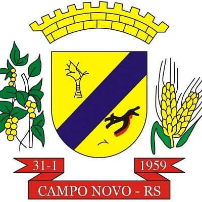 Brasão da cidade de Campo Novo