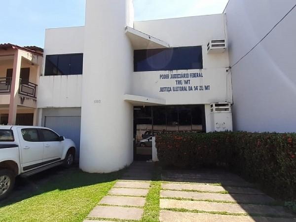 Cartório da 14ª Zona Eleitoral . Foto: Prefeitura