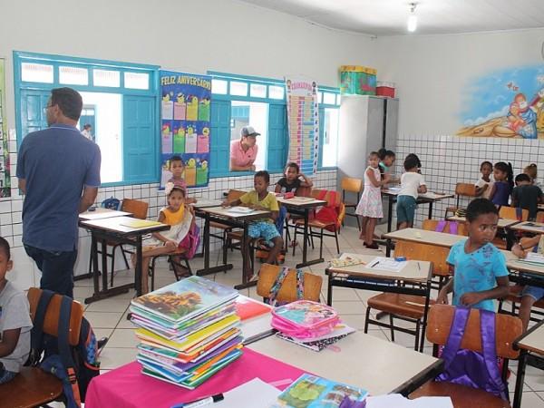Prefeitura e educação. Foto: ASCOM