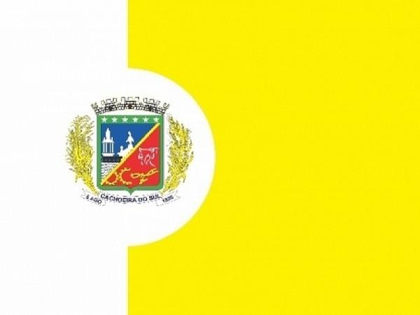 Bandeira de Cachoeira do Sul. Foto: